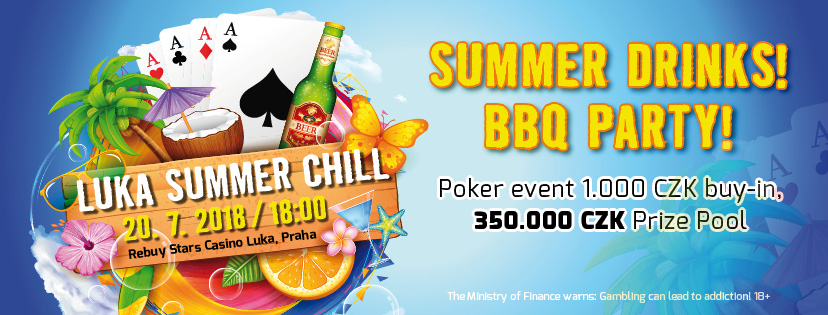 Luka Summer Chill - 20.7.2018 - Casino Luka